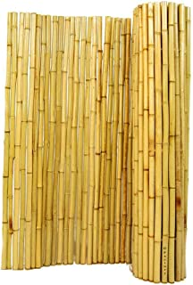 Bamboo Fencing Natural Rolled Bamboo Fence Panel (300, 250)