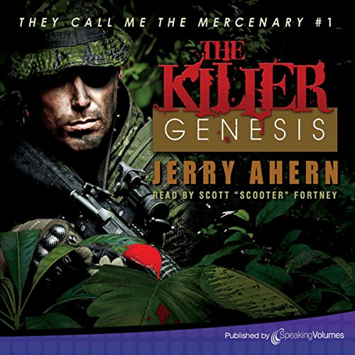 The Killer Genesis audiobook cover art