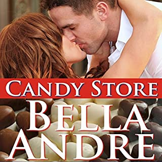 Candy Store audiobook cover art