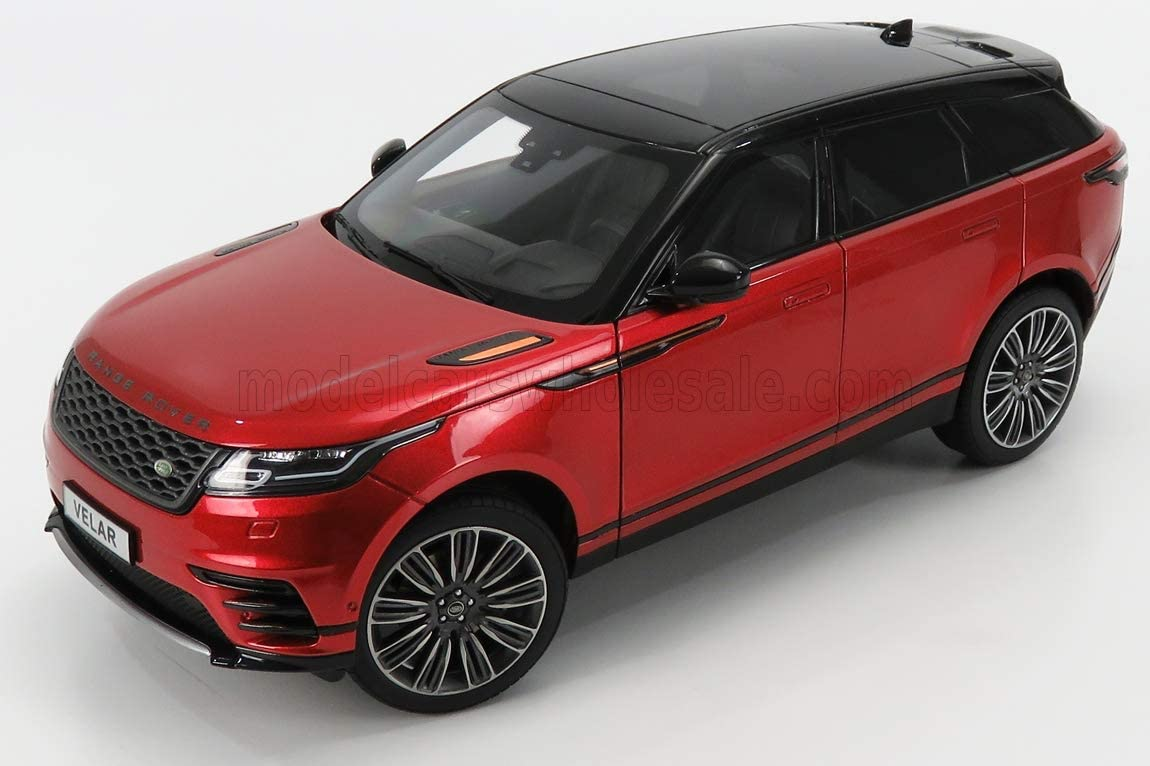 LCD Models Land Rover Velar First Top Edition Black Red 1 with Manufacturer direct delivery Rare