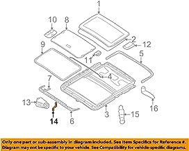 Genuine BMW Window / Sunroof Tool E12 E23 E24 E28 E30 E31 E32 E34 E36 E38 E39 E46 Z4 / MINI Cooper