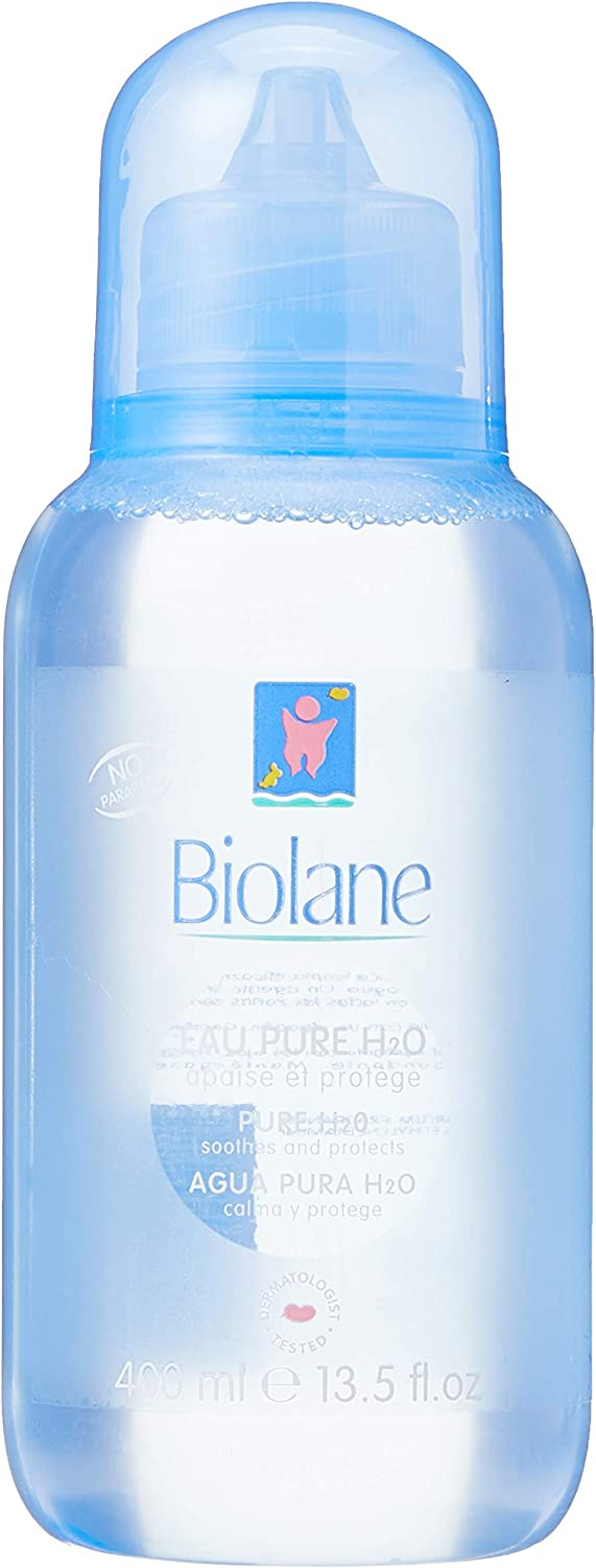 BIOLANE Eau Pure H2O - 400ml: Amazon.es: Belleza
