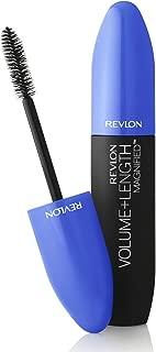Revlon Volume Length Magnified Mascara Blackest Black Waterproof