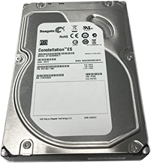 Seagate Constellation ES ST1000NM0011 1TB 7200 RPM 64MB Cache SATA 6.0Gb/s 3.5
