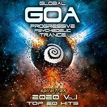 Global Goa 2020 Progressive Psychedelic Trance Top 20 Hits, Vol. 1