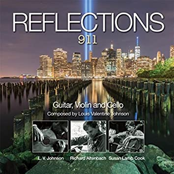 Reflections 911 (Arrangement for Guitar, Violin and Cello)