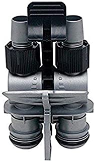 Fluval Aquastop For Fluval 104-404, 105-405 Series, Ribbed Hosing