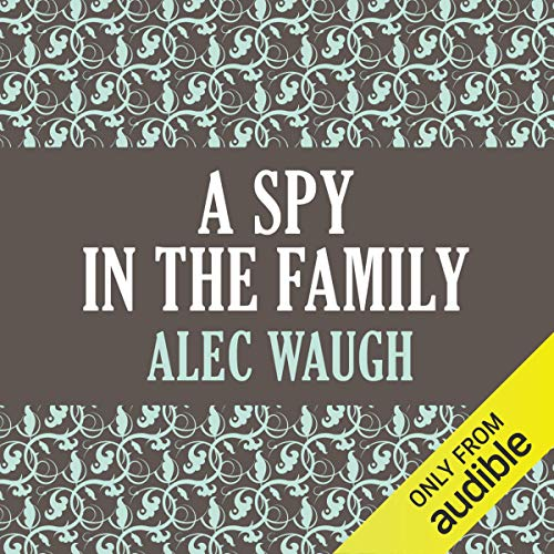 A Spy in the Family cover art