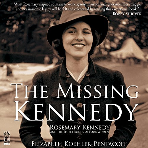 The Missing Kennedy audiobook cover art