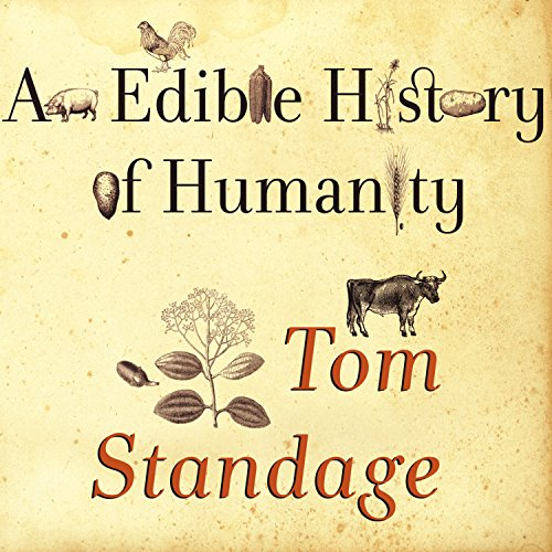 An Edible History of Humanity cover art