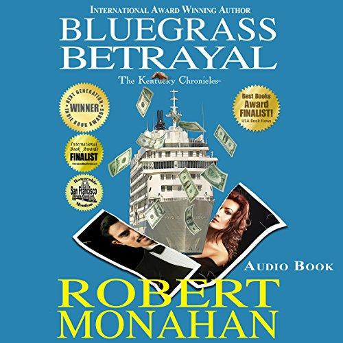 Bluegrass Betrayal audiobook cover art