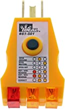IDEAL INDUSTRIES INC. 61-501 Receptacle Tester with GFCI