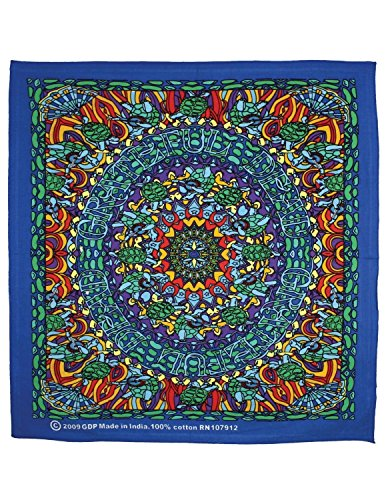 Sunshine Joy Grateful Dead Terrapin Dance Bandana