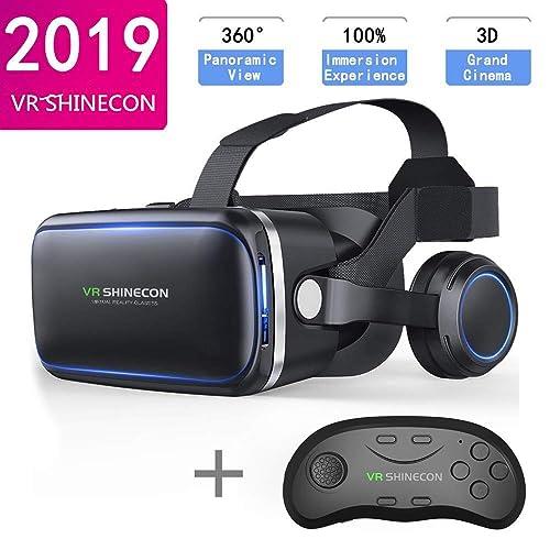 Virtual Reality Helmet: Amazon.com