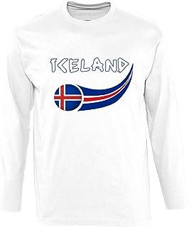 Supportershop Pologne T-Shirt L//S Homme