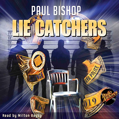 Lie Catchers audiobook cover art