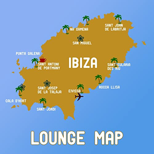 Ibiza Lounge Map by Various artists on Amazon Music - Amazon.com on arenys de mar map, cala salada map, canary islands map, ciutadella de menorca map, balearic islands map, places to visit map, mallorca map, europe map, spain map, costa brava map, islas baleares map, pitons map, minorca map, navagio map, crete map, gaucin map, alcoy map, world map, talamanca map, amiens cathedral map,