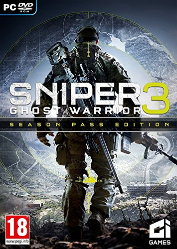 Sniper Ghost Warrior 3 Season Pass Edition (PC CD) UK Import Region frei