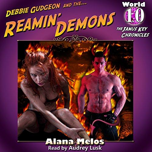 Reamin' Demons cover art