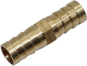 Aojing LHjin-messing montage duurzaam, 6mm 8mm 10mm 12mm koperen prikkelkoppeling connector adapter, messing rechte slang ...