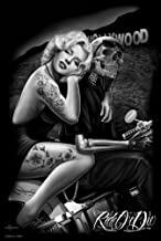 David Gonzales Art - Hollywood Homegirl Poster 24 x 36in by Poster Revolution