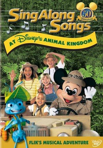Sing Along Songs - Flik's Musical Adventure