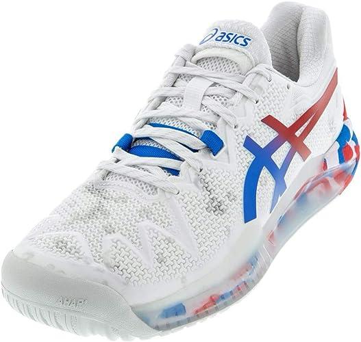 ASICS Gel-Resolution 8 L.e, Chaussure de Piste d'athlétisme Homme ...
