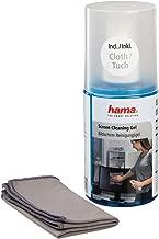 Hama LCD/Pantalla TFT Gel de Limpieza Incluido. Paño de