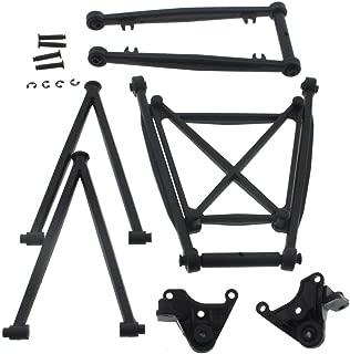 HPI 1/12 Wheely King 4x4 Suspension ARM RODS, MOUNTS & Brace Set Link Pivot