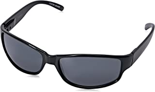 baeb4415ae Foster Grant Men s Theory Polarized 10229237.COM Polarized Rectangular  Sunglasses
