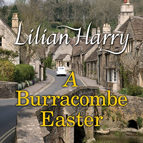 A Burracombe Easter audiobook cover art