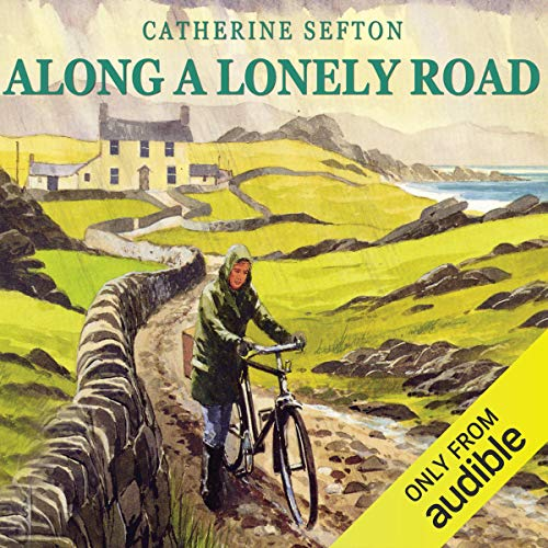 Page de couverture de Along a Lonely Road