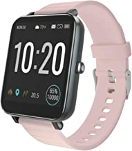 """Smart Watch for Android Phones and iOS Phones, Always-on 1.5"""" Screen Fitness Tracker, IP68 Waterproof Heart Rate Recorder ..."""