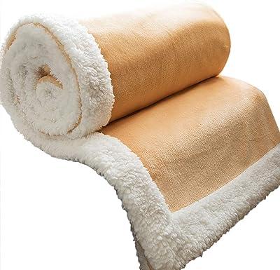 厚みのカバー毛布、ナップ読書旅行のためのポータブルフランネル太いの暖かい通気性ウォッシャブルをダブル両面 (Color : E, Size : 180X200CM)