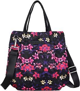 GILIF Women's Shoulder Bags Women's Handbag Wallet Phone Bag, Cross-Body Handbags, Messenger Bags, Women's Fashion Casual Tote Floral Shoulder Crossbody Bag Large Capacity Shopping Bag