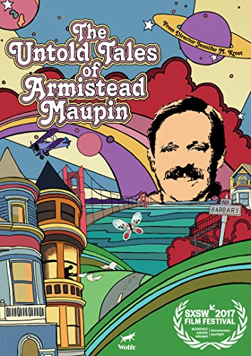 UNTOLD TALES OF ARMISTEAD MAUPIN - UNTOLD TALES OF ARMISTEAD MAUPIN (1 DVD)