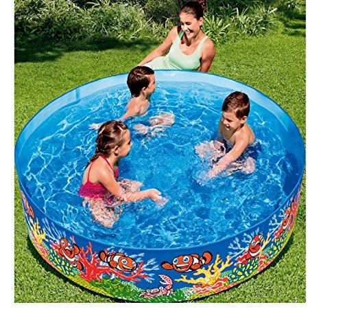 Chad Valley Ocean Snapset Pool – 180 cm – mehrfarbig