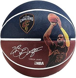 SPALDING NBA LEBRON JAMES 籃球
