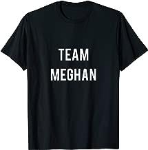 Team Meghan Sussex Support T-Shirt