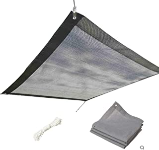 SHIJINHAO Shading Net, With Metal Hole Perfect Sun Protection Sun Room Succulents Sun Visor Encryption Shade Cloth Breatha...