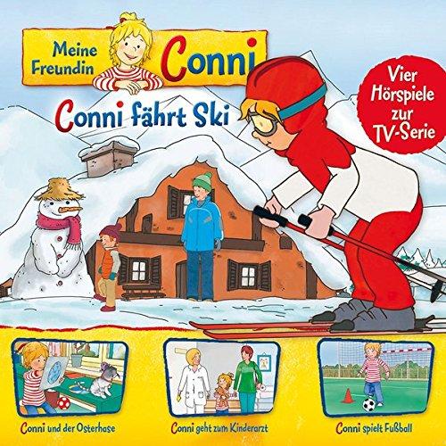 05: Conni Fährt Ski/Osterhase/Kinderarzt/Fußball