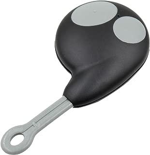 WBOY Remote Key Fob Shell Case Compatible with Lotus Elise Exige Esprit Cobra 2 Button