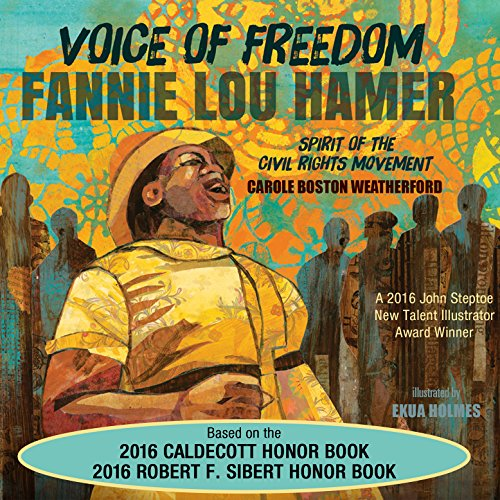 Voice of Freedom audiobook cover art