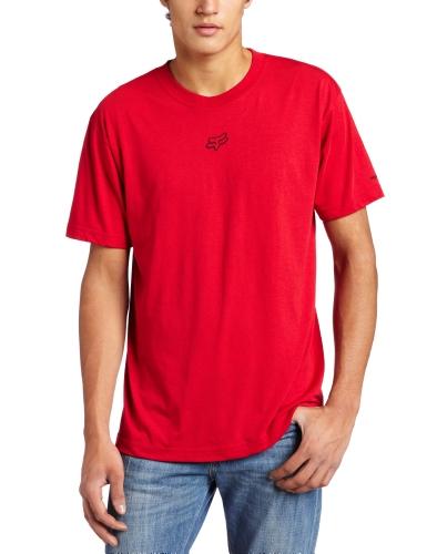 Fox Head Men's Soleed Short Sleeve Tech Tee, Red, X-Large
