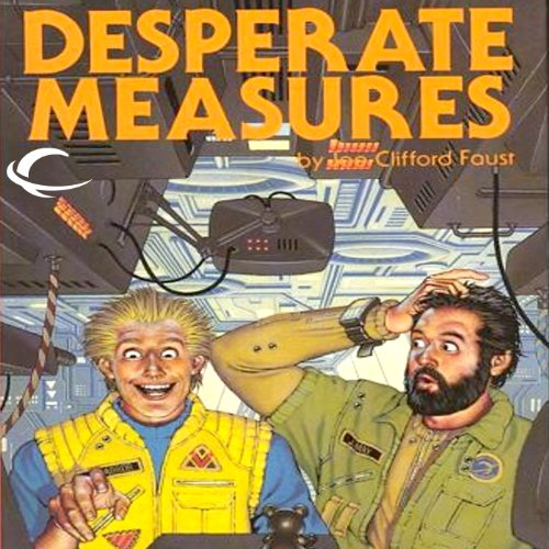Couverture de Desperate Measures
