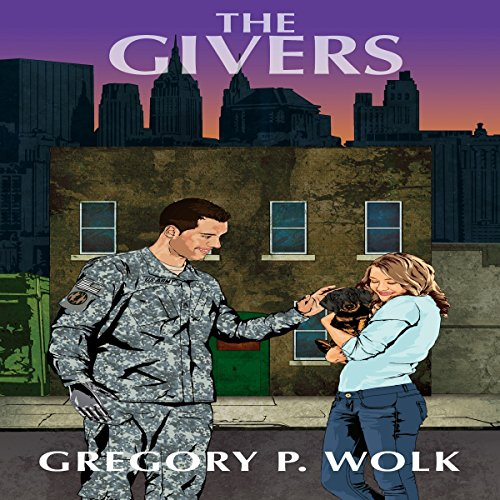 The Givers audiobook cover art