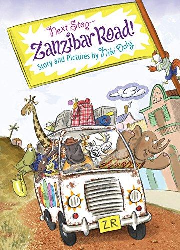 Image of Next Stop--Zanzibar Road!