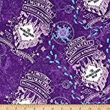 Camelot Fabrics 0673893 Harry Potter Compass Rose