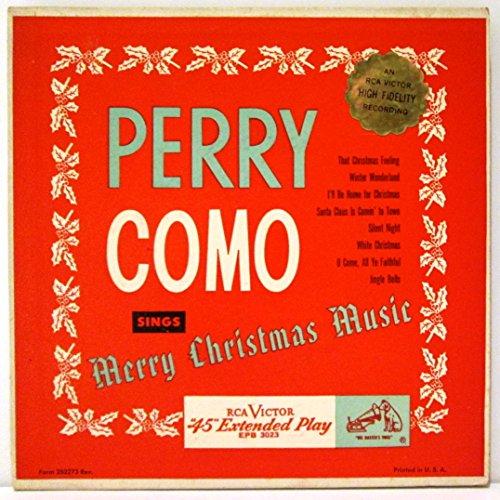 RCA Victor Musical Smart Set: Perry Como Sings Merry Christmas Music