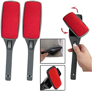 Magic Lint Brush Pet Hair Remover Clothing with Swivel